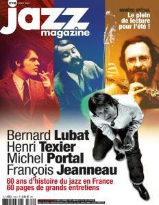 Jazz Magazine - Août 2021