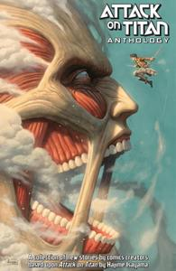 Attack on Titan Anthology 2016 Digital LuCaZ