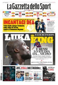 La Gazzetta dello Sport Roma – 12 agosto 2020