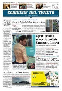 Corriere del Veneto Padova e Rovigo - 15 Maggio 2018