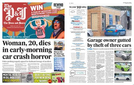 The Press and Journal Moray – July 01, 2019