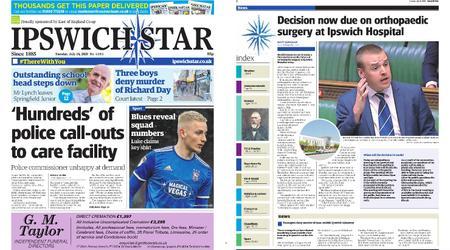 Ipswich Star – July 14, 2020