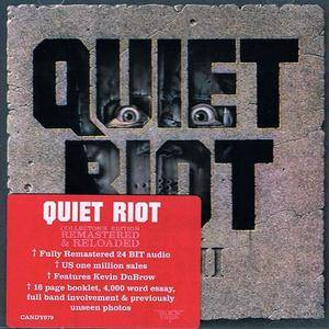 Quiet Riot - QR III (1986) [Remastered 2010]