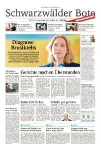 Schwarzwälder Bote Hechingen - 11. September 2019
