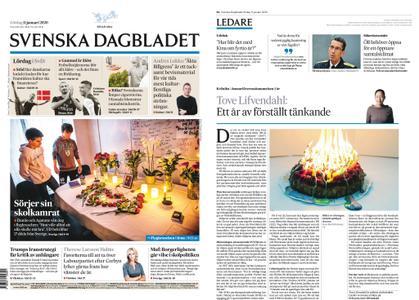 Svenska Dagbladet – 11 januari 2020