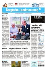 Kölnische Rundschau Rheinisch-Bergischer Kreis – 21. November 2020