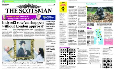 The Scotsman – October 09, 2018