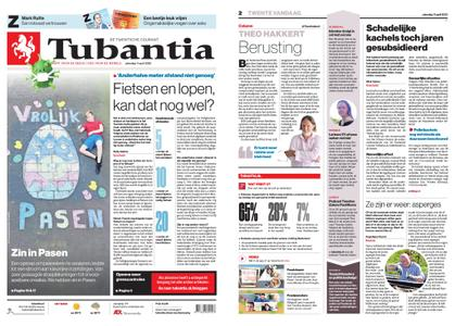 Tubantia - Enschede – 11 april 2020