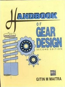Handbook of Gear Design, 2 edition (repost)