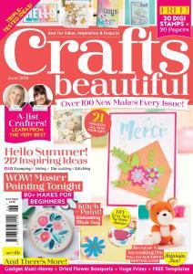 Crafts Beautiful - June 2021