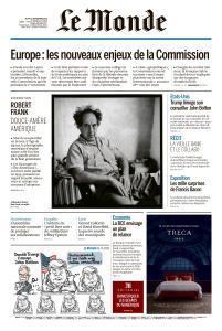 Le Monde du Jeudi 12 Septembre 2019