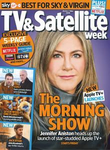 TV & Satellite Week - 26 October 2019