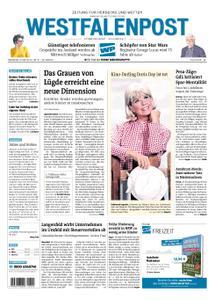 Westfalenpost Wetter - 14. Mai 2019