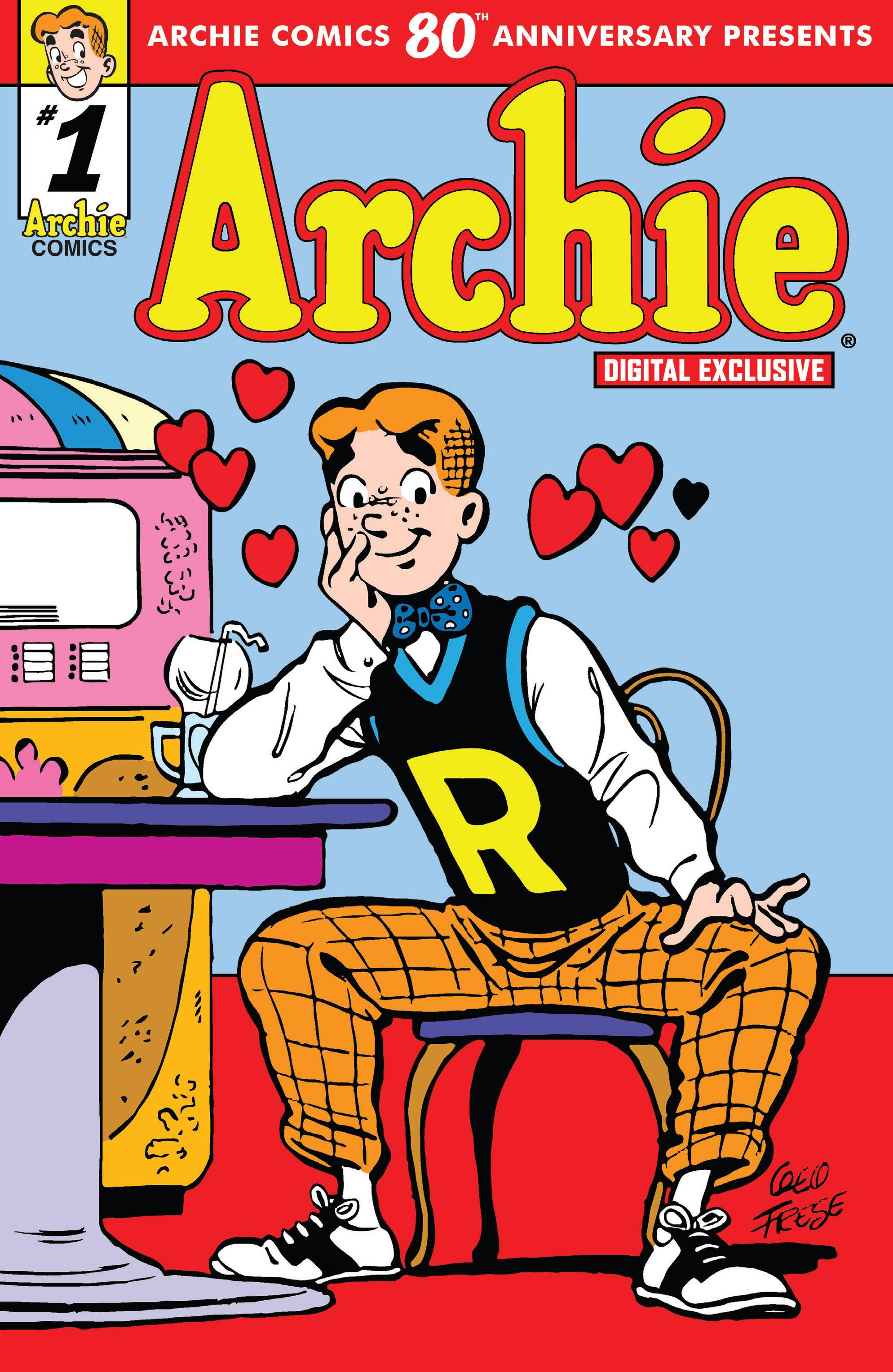 Archie Comics 80th Anniversary Presents 001-Archie 2020 Forsythe