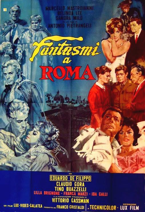 Ghosts of Rome (1961) Fantasmi a Roma
