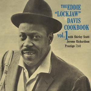 Eddie 'Lockjaw' Davis - Cookbook, Vol. 1 (1958/2014) [TR24][OF]