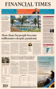 Financial Times Middle East - June 23, 2021