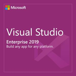 Microsoft Visual Studio Enterprise 2019 16.1.6 (Build 16.1.29102.190)