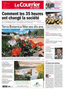 Le Courrier de l'Ouest Angers – 01 février 2020