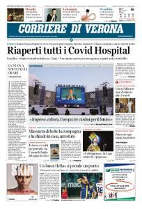 Corriere di Verona – 20 ottobre 2020