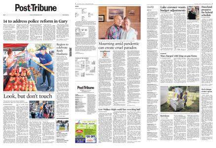 Post-Tribune – September 18, 2020