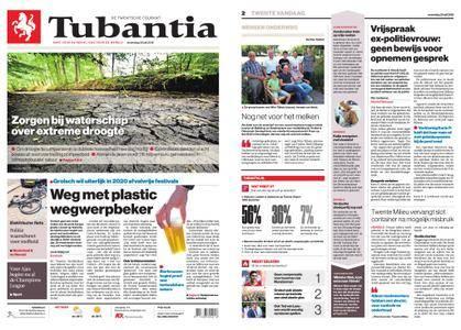 Tubantia - Enschede – 25 juli 2018