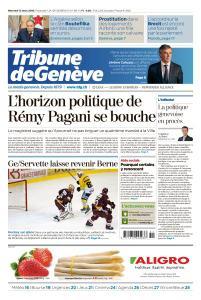 Tribune de Genève du Mercredi 13 Mars 2019