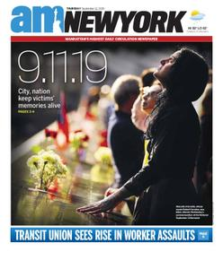 AM New York - September 12, 2019