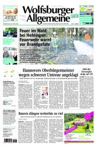 Wolfsburger Allgemeine Zeitung - 25. April 2019