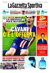 La Gazzetta dello Sport – 24 maggio 2020