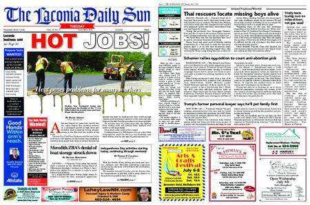 The Laconia Daily Sun – July 03, 2018