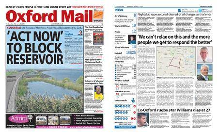 Oxford Mail – February 21, 2018