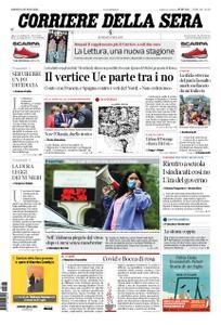Corriere della Sera – 18 luglio 2020