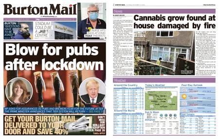 Burton Mail – November 24, 2020