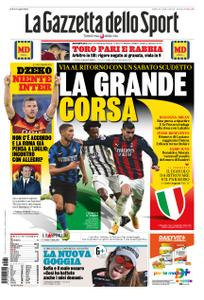 La Gazzetta dello Sport – 30 gennaio 2021
