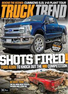 Truck Trend - January/February 2016