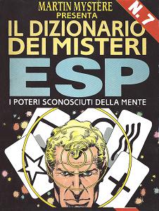 Martin Mystere - Dizionario Dei Misteri - Volume 7 - ESP
