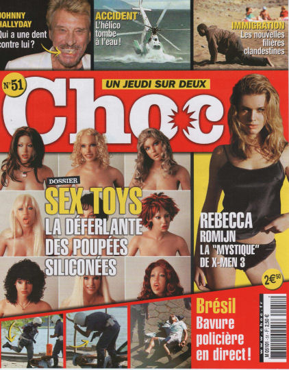 Choc Magazine Nr. 51
