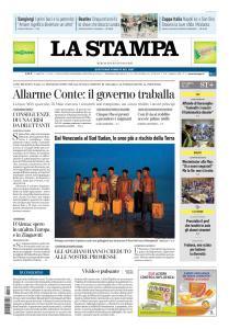 La Stampa Torino Provincia e Canavese - 30 Gennaio 2019