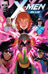 X-Men Blue 032 2018 Digital Zone