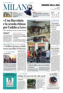 Corriere della Sera Milano - 24 Ottobre 2019
