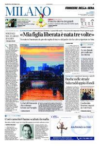 Corriere della Sera Milano – 24 dicembre 2019