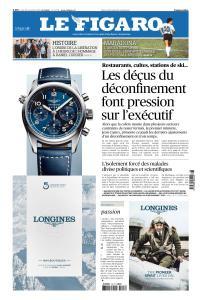 Le Figaro - 26 Novembre 2020