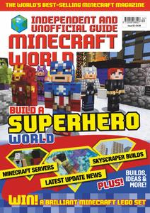 Minecraft World Magazine - July 2019