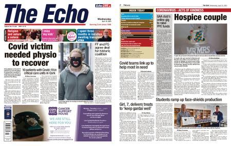 Evening Echo – April 15, 2020