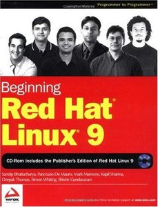 Beginning Red Hat Linux 9 (Programmer to Programmer) (repost)