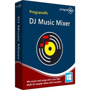 Program4Pc DJ Music Mixer 8.2 Multilingual