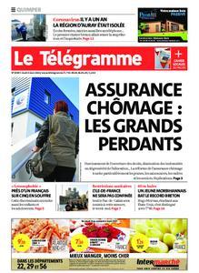 Le Télégramme Quimper – 04 mars 2021