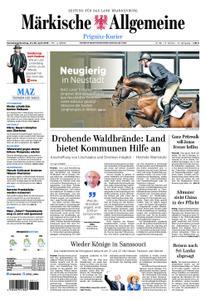 Märkische Allgemeine Prignitz Kurier - 27. April 2019
