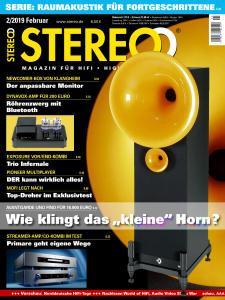 Stereo - Februar 2019
